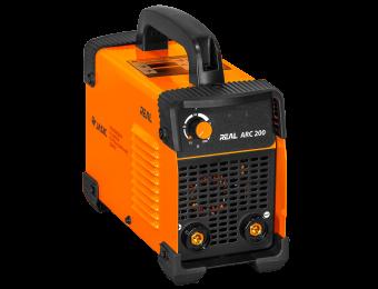 Сварочный инвертор REAL ARC 200 (Z238) - фото 4917
