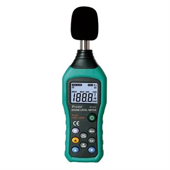 Шумомеры (измерители уровня шума)