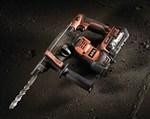 Аккумуляторный перфоратор AEG BBH 18 BL без проводов и щеток.