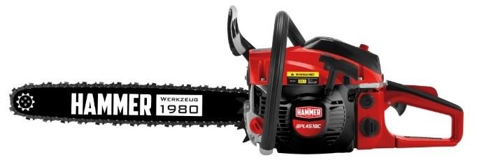 Hammer BPL4518C пила бензиновая цепная - фото 12023