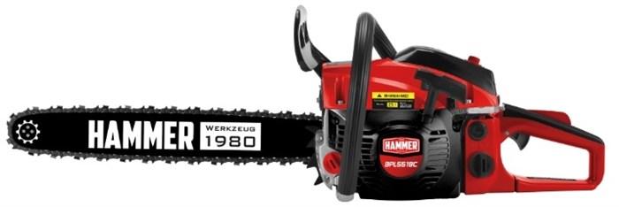 Hammer BPL5518C пила бензиновая цепная - фото 12024
