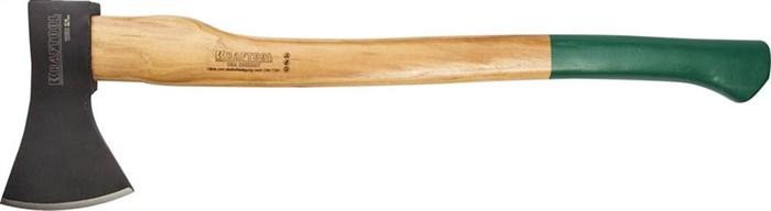 KRAFTOOL 1250 г, топор универсальный с рукояткой из орешника 20655-12 - фото 12500