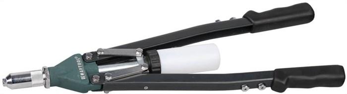 KRAFTOOL заклепки 2.4-4.8 мм, заклепочник рычажный индустриальный RS-55 31179 - фото 12801