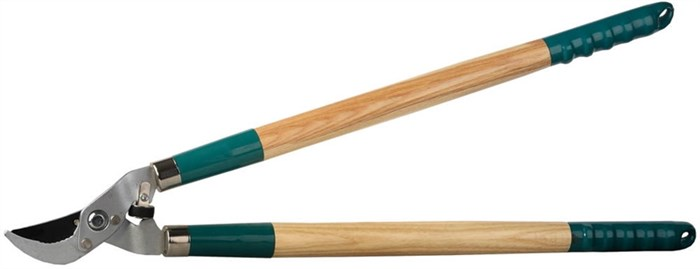 Сучкорез RACO с дубовыми ручками, рез до 30мм, 700мм - фото 14126