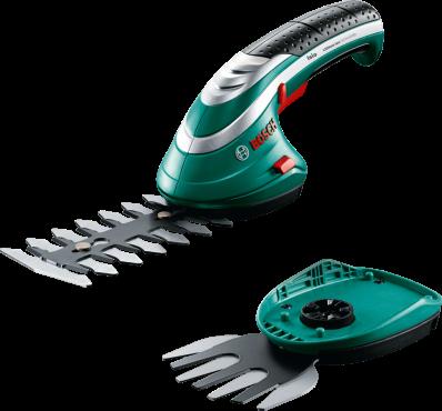 BOSCH ISIO 3 для травы и кустов, ножницы аккумуляторные , 0600833102 - фото 21051