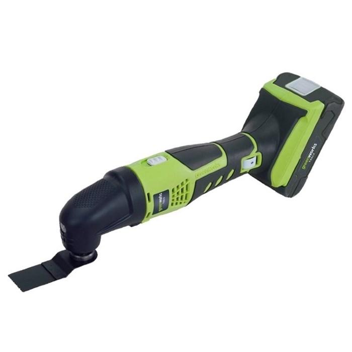 Реноватор аккумуляторный Greenworks G24MT - фото 21347
