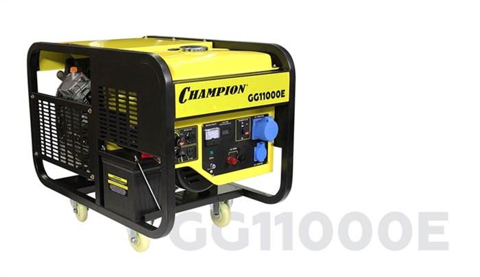 Генератор бензиновый CHAMPION GG11000E - фото 21461