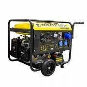 Генератор бензиновый CHAMPION GG6500EBS - фото 21580