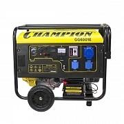 Генератор бензиновый CHAMPION GG6501E+ATS - фото 21582
