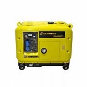 Генератор дизельный CHAMPION  DG6501ES+ATS - фото 21606