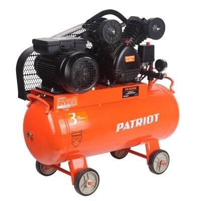 Компрессор Patriot поршневой ременной PTR 50-450A - фото 21981