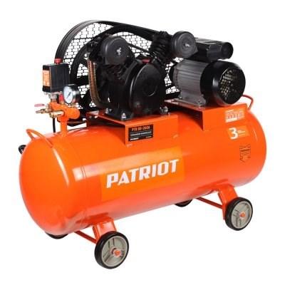 Компрессор ременной PATRIOT PTR 80-260А - фото 21982