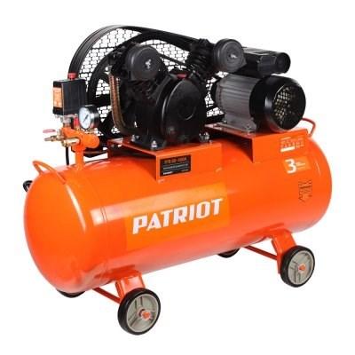 Компрессор Patriot поршневой ременной PTR 80-450A - фото 21983