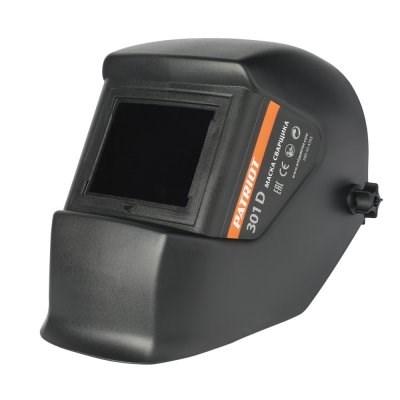 Маска сварщика PATRIOT 301D (упаковка 32 шт) - фото 22023