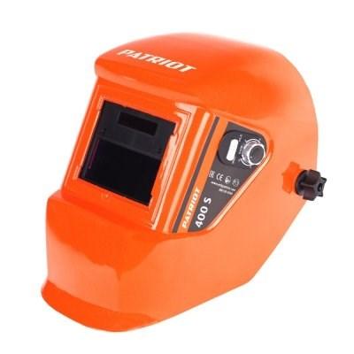 Маска сварщика PATRIOT 400S (индивидуальная упаковка) - фото 22028
