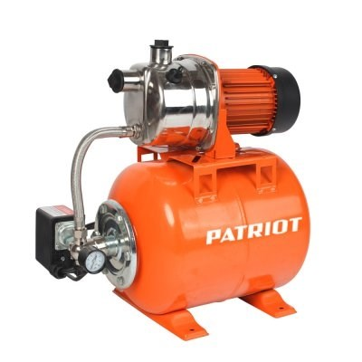 Насосная станция PATRIOT PW 850-24 INOX - фото 22063