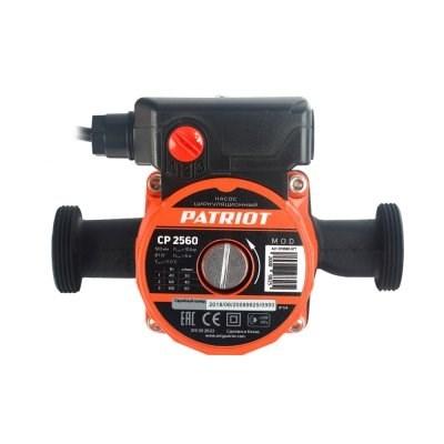 Насос циркуляционный Patriot CP 2560 - фото 22082