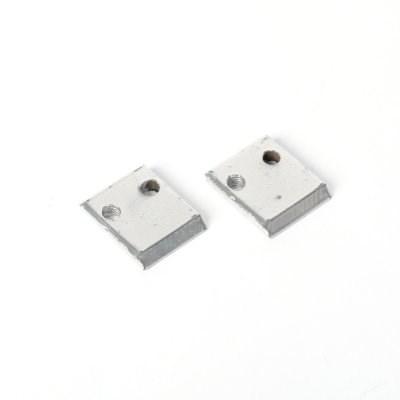 Ножи сменные B  80 для шнека D 80B, диаметр 80мм (комплект 2 шт) - фото 22151