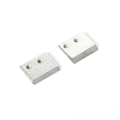Ножи сменные B 100 для шнека D 100B, диаметр 100мм (комплект 2 шт) - фото 22152