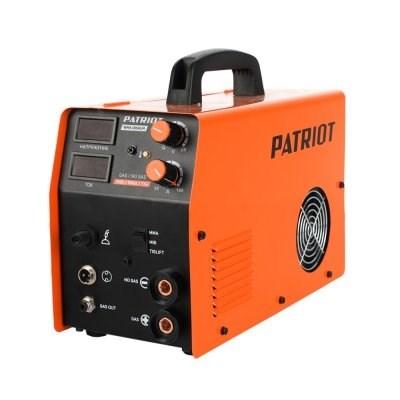Полуавтомат сварочный инверторный PATRIOT WMA 185ALM MIG/MAG/MMA - фото 22174