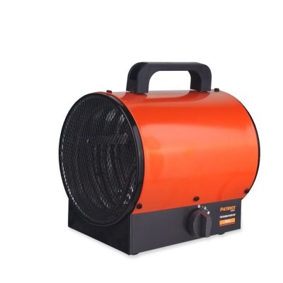 PATRIOT PT-R 2-F, 220В, тепловентилятор электрический - фото 22262