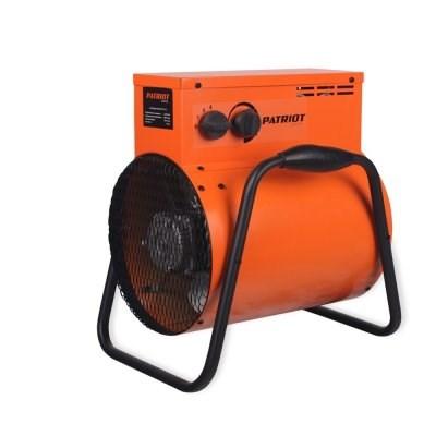 PATRIOT PT-R 9-F, 380В, тепловентилятор электрический - фото 22264