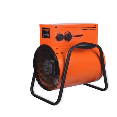 PATRIOT PT-R 6-F, 380В, тепловентилятор электрический - фото 22265