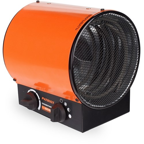 PATRIOT ECO-R 3-F, 220В, тепловентилятор электрический - фото 22269