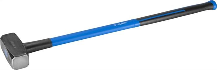 Кувалда 4 кг с фиберглассовой рукояткой, ЗУБР Професcионал 20032-4 - фото 23601