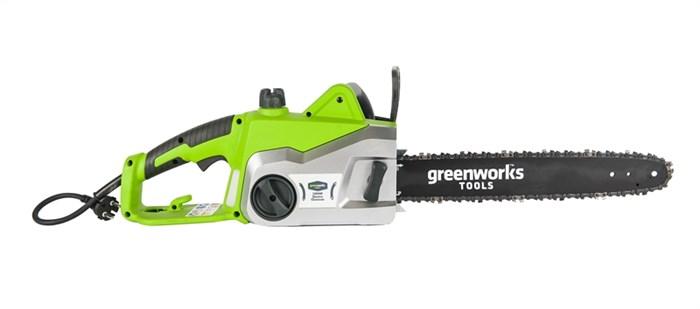 Цепная пила электрическая Greenworks GCS1836, 1800W, 36 см - фото 23888