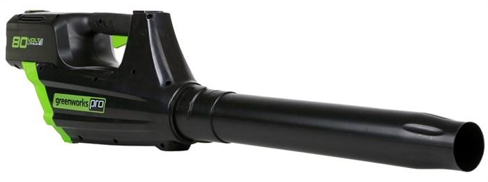 Greenworks GD80BL, воздуходувка аккумуляторная - фото 24008
