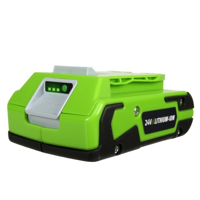 Аккумулятор Greenworks G24B2, 24V, 2 А.ч - фото 25102