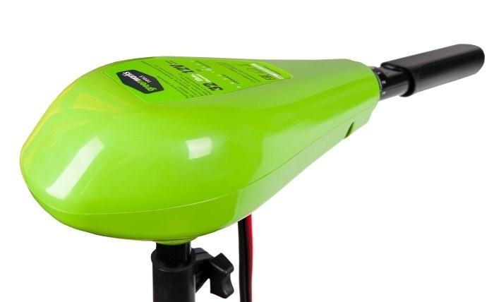 Greenworks G12TM55, лодочный мотор - фото 25127