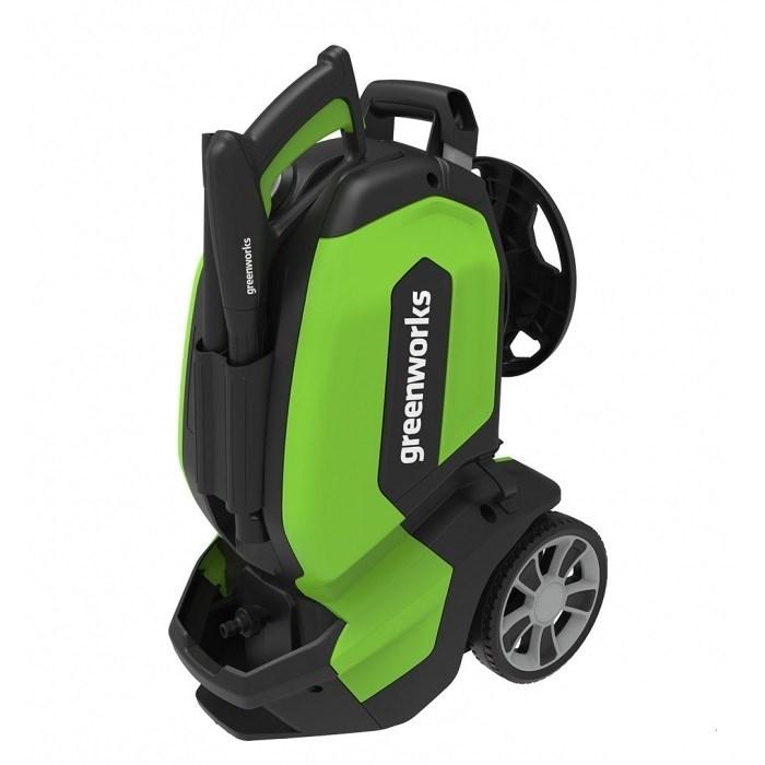 Greenworks GPWG50 мойка высокого давления 145 bar - фото 25133