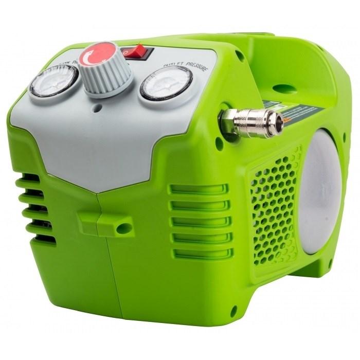 Greenworks G40AC, компрессор аккумуляторный - фото 25138