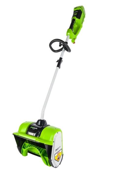 Снегоуборщик аккумуляторный GreenWorks 2600807 - фото 25326
