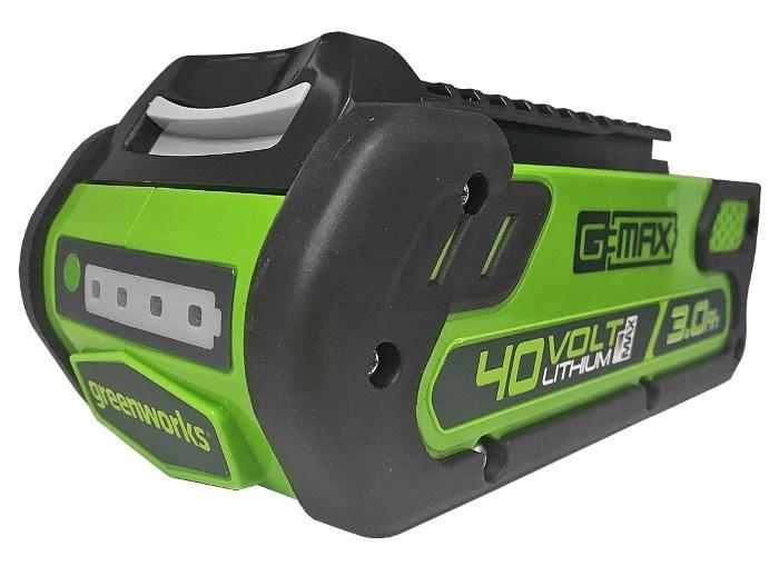 Аккумулятор GreenWorks G40B3, 40V, 3 А.ч - фото 25363