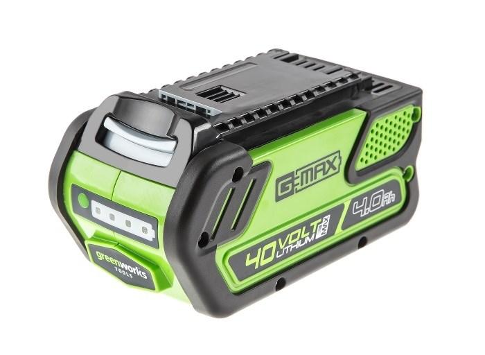 Аккумулятор GreenWorks G40B4, 40V, 4 А.ч - фото 25364