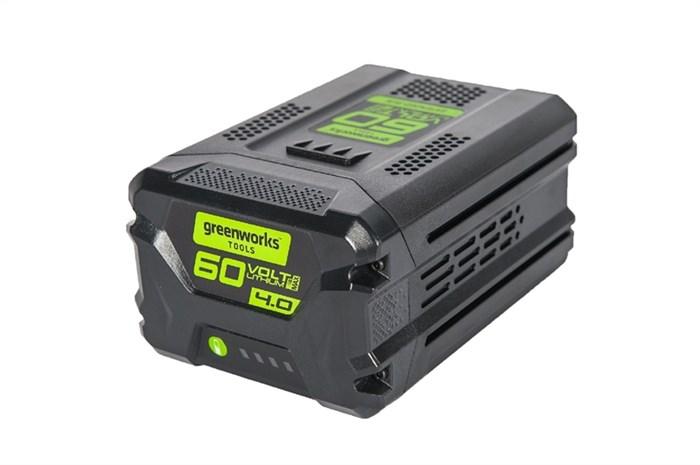 Аккумулятор GreenWorks G60B4, 60V, 4 А.ч - фото 25384
