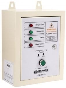 Блок автоматического управления генератором DAEWOO ATS 15-380 GDA - фото 31976