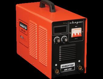 Сварочный инвертор STANDART ARC 250 (R06) - фото 4953
