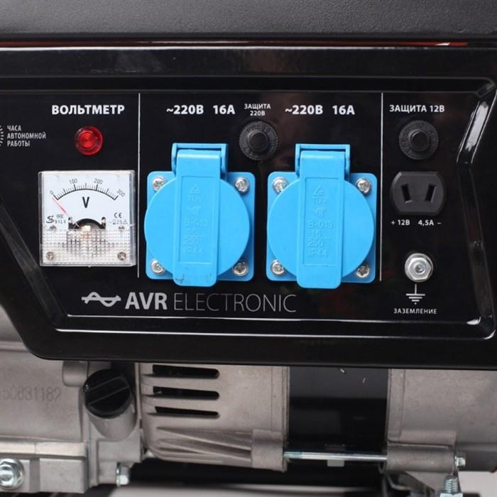 Генератор бензиновый PATRIOT  GP 1510 - фото 5207