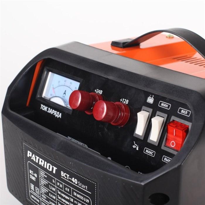 Пускозарядное устройство PATRIOT BCT- 40 Start - фото 5238