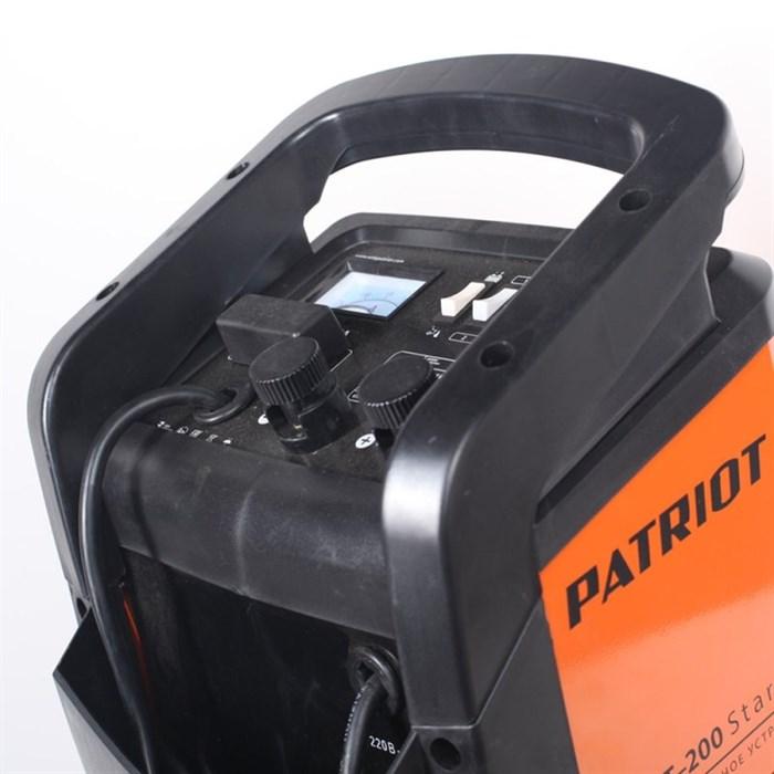 Пускозарядное устройство PATRIOT BCT-200 Start - фото 5240