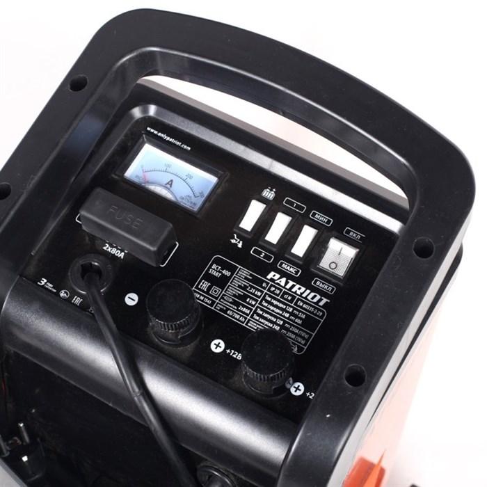 Пускозарядное устройство PATRIOT BCT-400 Start - фото 5242
