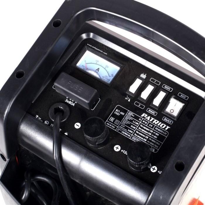 Пускозарядное устройство PATRIOT BCT-600 Start - фото 5243