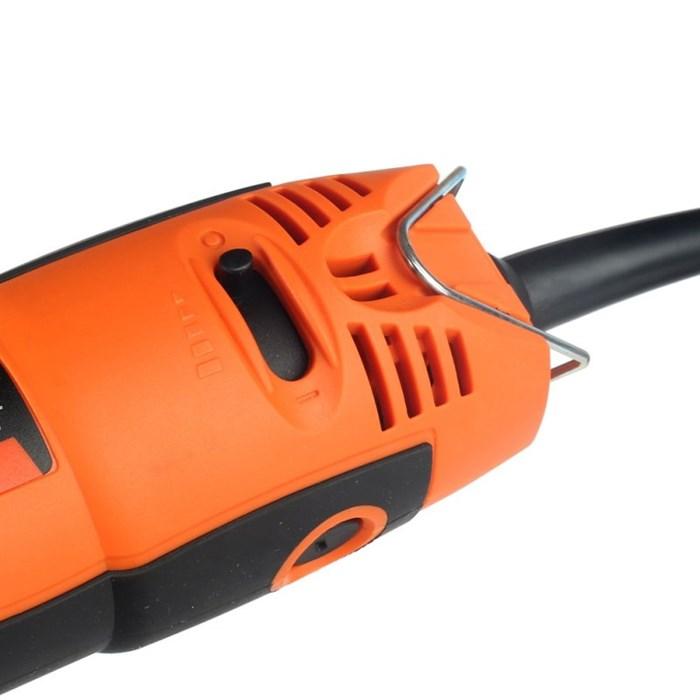Гравер электрический PATRIOT EE 160 с гибким валом, 160Вт, 40 насадок в комплекте, кейс - фото 5281