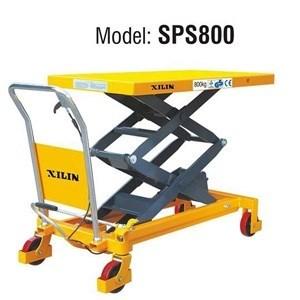 Стол подъемный передвижной XILIN г/п 800 кг 475-1500 мм SPS800 - фото 64804