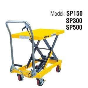 Стол подъемный передвижной XILIN г/п 300 кг 280-900 мм SP300 - фото 64806