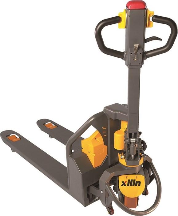 Тележка электрическая самоходная XILIN г/п 1200 CBD12W-Li - фото 64819